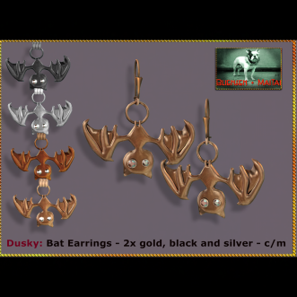 Bliensen - Dusky Earrings