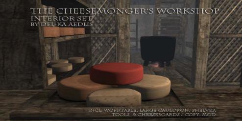 CheesemongersShopInteriorSet_Del-ka Aedilis@Genre